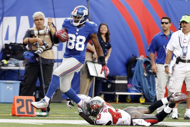 Hakeem Nicks: Should Fantasy Owners Sell Low or Hold on to Injured Giants' Star?