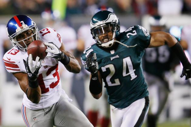 Nnamdi Asomugha Explains Eye Injury, Offensive Pass Interference