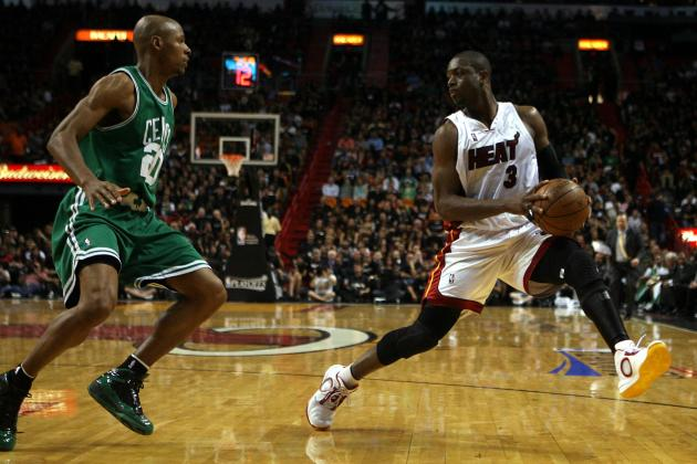 Miami Heat: Breaking Down the Dwyane Wade-Ray Allen Backcourt Pairing