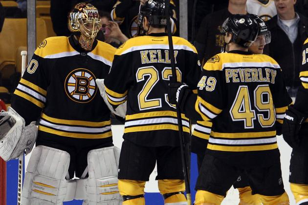 Boston Bruins: News and Notes from Week 2 of the NHL Lockout