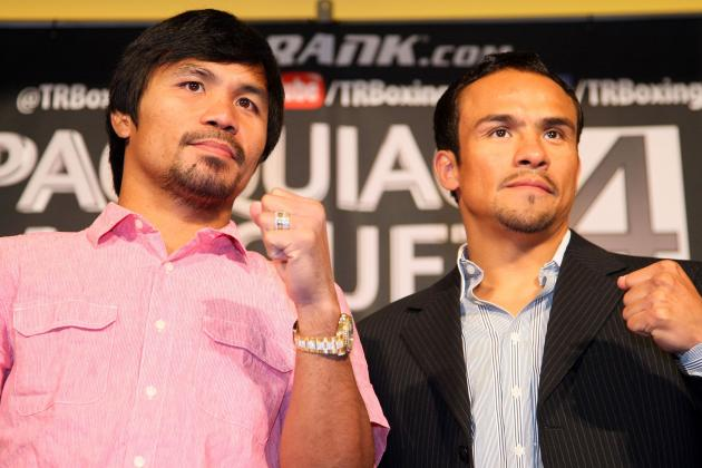 Manny Pacquiao: Bold Predictions for PacMan's Fight with Juan Manuel Marquez