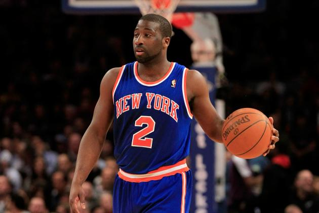 Raymond Felton Reportedly in Good Shape for Knicks