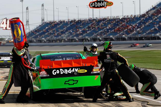 Plans Moving Forward for Danica's Pit Crew