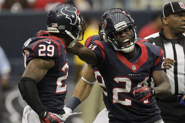 Texans Secondary Has Wattage, Too