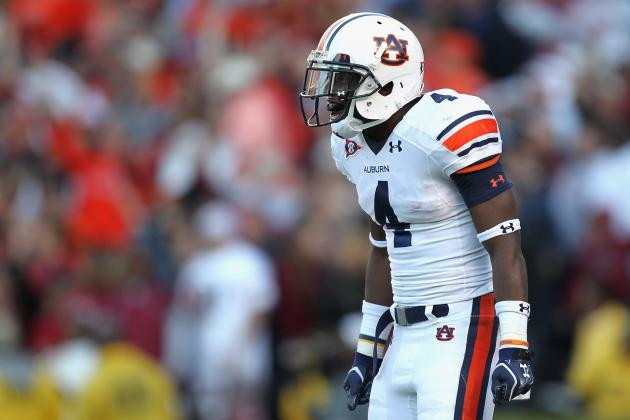 Auburn Football: What Quan Bray's Suspension Means vs. Arkansas
