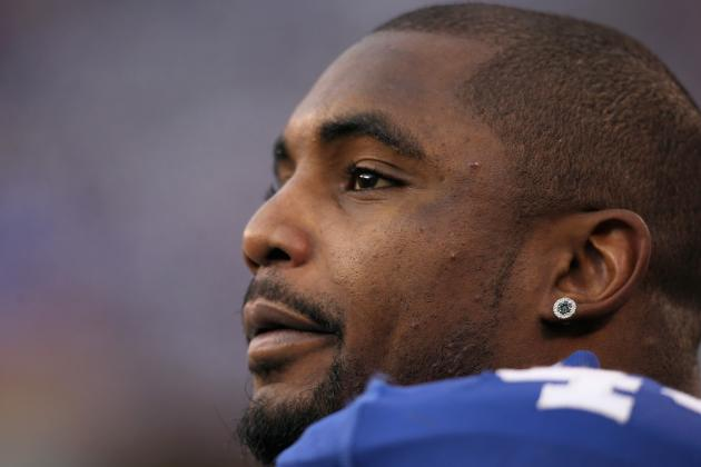 Ahmad Bradshaw: Fantasy Owners Must Stick with Giants RB vs. Browns in Week 5