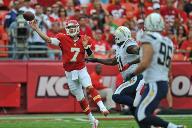 Debate: Is It Time to Replace Cassel at Quarterback?