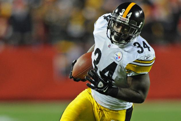Mendenhall Will Boost, Not Save, Run Game