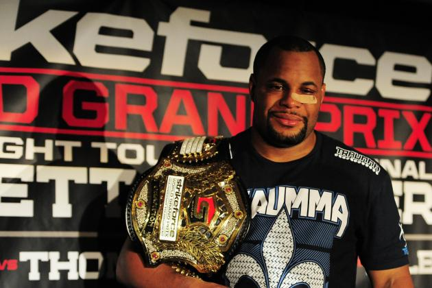 Daniel Cormier vs. Pat Barry in Strikeforce? Yeah, Why Not