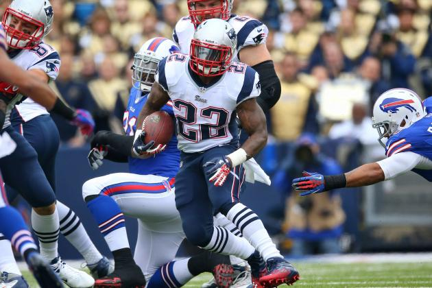 New England Patriots: Stevan Ridley and Brandon Bolden Can Save the Patriots