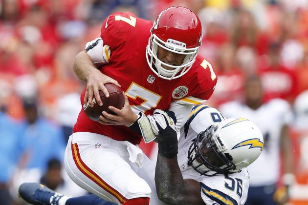Chiefs Continue to Dig First-Quarter Hole