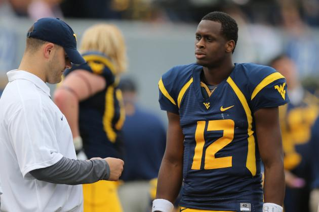 WVU Football and Geno Smith: The Gifted Student Takes on the Big 12 Conference