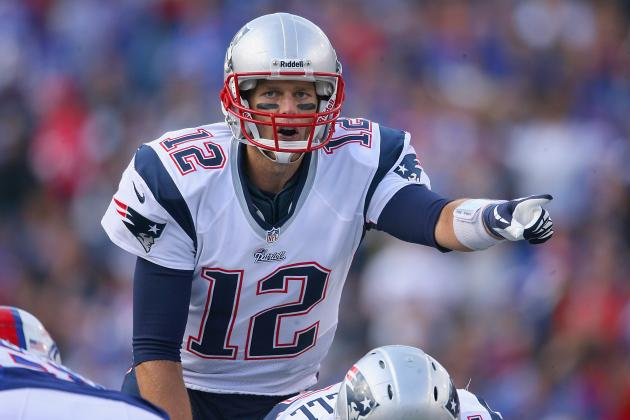 All's Well That Ends Well: New England Patriots' Week 4 Notable Numbers