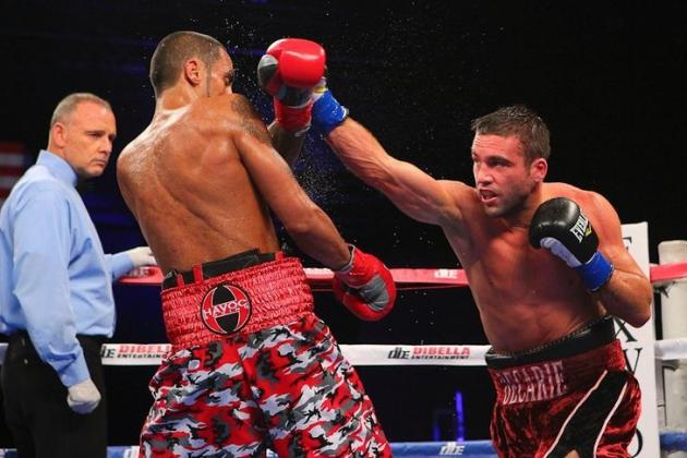 Antonin Decarie Impresses on HBO with Big TKO, Targets Robert Guerrero