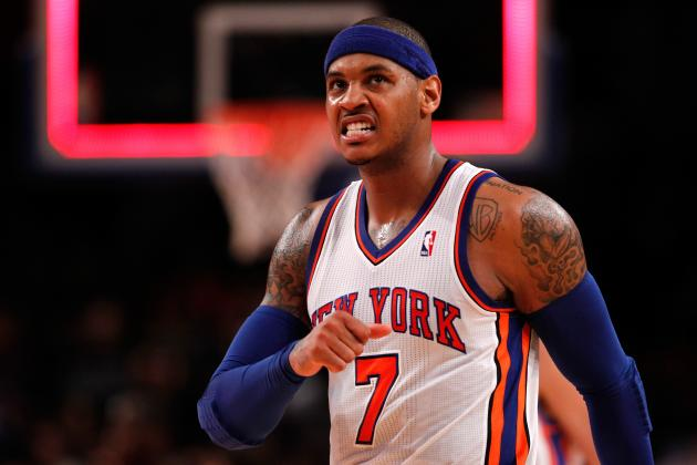 Why Nobody Should Believe Carmelo Anthony Will Sacrifice Scoring for NY Knicks