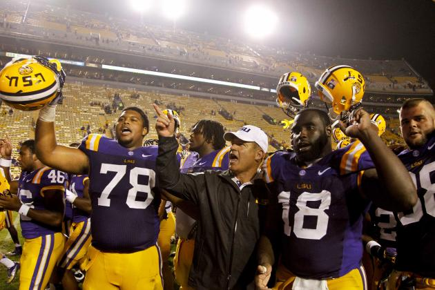 Debate: Will LSU Be Undefeated by the Time They Face Alabama?
