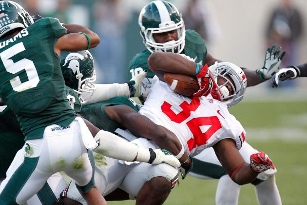 Ohio State Submits Alleged Eye-Gouging Video to Big Ten