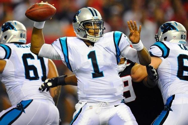 Fantasy Football: Cam Newton Leads NFC 'Random Thoughts' from Week 4