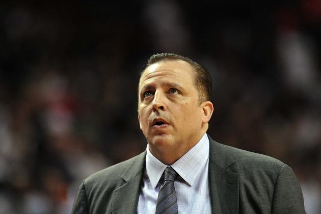 Chicago Bulls Ink Tom Thibodeau to 4-Year Contract Extension