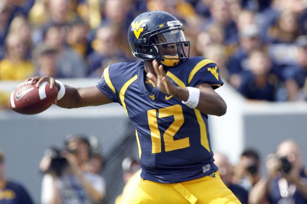 Geno Smith May Win Heisman, but West Virginia Can't Win BCS Title