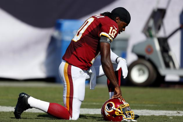 Robert Griffin III: Redskins' Creative Offense Will Keep RGIII's Success Going