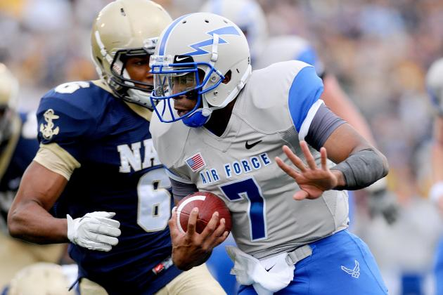 Navy vs. Air Force: TV Schedule, Live Stream, Radio, Game Time and More