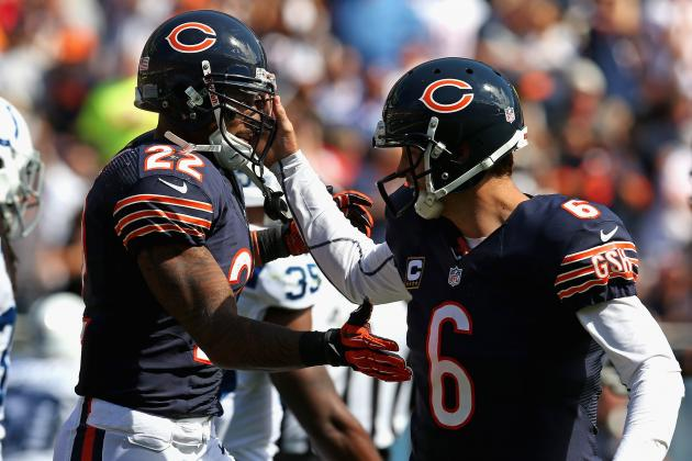 Dallas Cowboys vs. Chicago Bears: Why Jay Cutler Will Break out of Slump on MNF