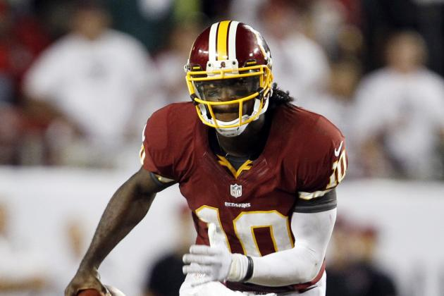 Poised Two-Minute Drill Another Sign That RGIII Is on the Path to Stardom