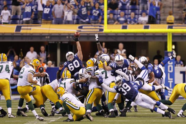NFL Week 5 Predictions: Indianapolis Colts vs. Green Bay Packers