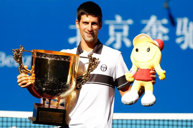 Novak Djokovic Will Begin Rise Back to No. 1 at the 2012 China Open