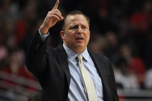 Chicago Bulls and Tom Thibodeau Agree to 4-Year Contract Extension