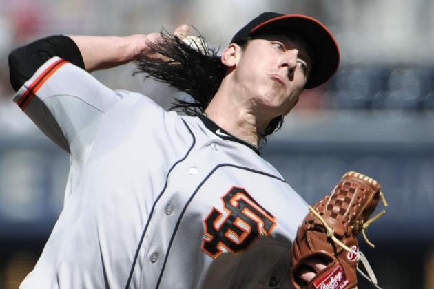 San Francisco Giants: 2012 Rotation Doesn't Measure Up to 2010 Version