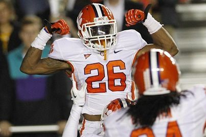 Clemson Tigers Football: Tigers Take Down Boston College Eagles