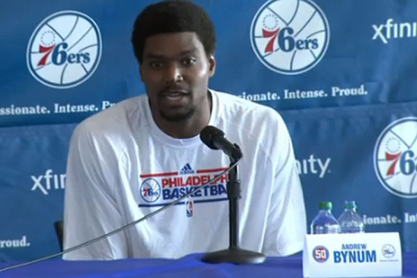 How Andrew Bynum's Knee Injury Impacts Philadelphia 76ers