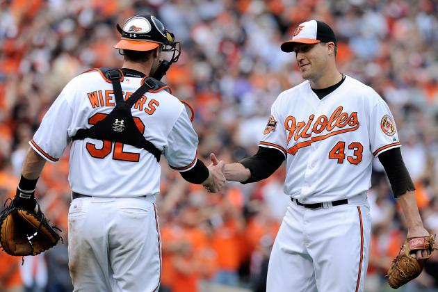 2012 MLB Power Rankings for October 1st: Coming Down to the Wire