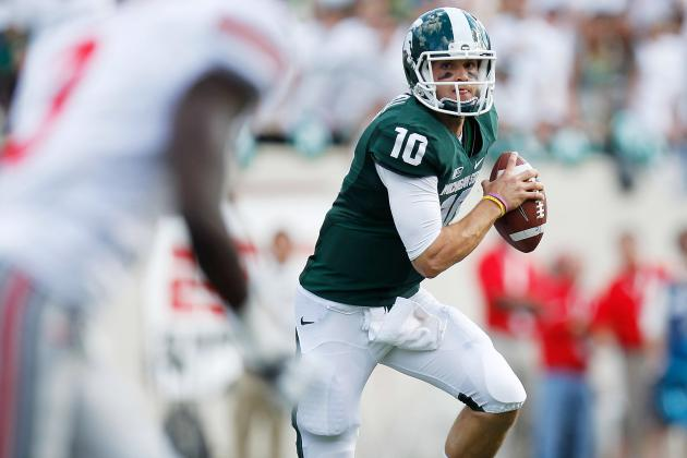 MSU Drops out of AP and USA Today Coaches Polls After Close Loss to OSU