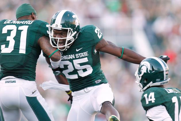 MSU's WR Picture Becomes Clearer as Keith Mumphery Leads the Way