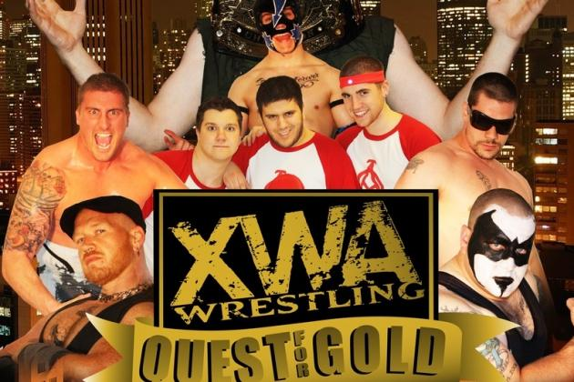 XWA Wrestling Recap for September 2012: Quest for Gold