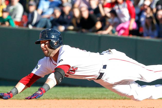 Pedroia out with Finger Injury