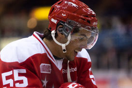 Prospects Impress Wings' Brass in OHL
