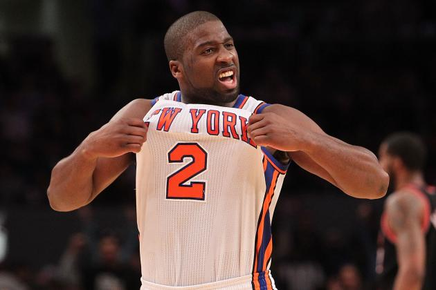 New York Knicks' Raymond Felton Will Prove to Be Solution at Point Guard