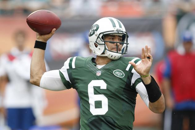 Mark Sanchez: Calls for Tim Tebow to Start as Jets QB Are Ridiculous