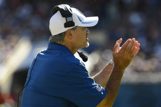 Chuck Pagano Is Tougher Than Cancer