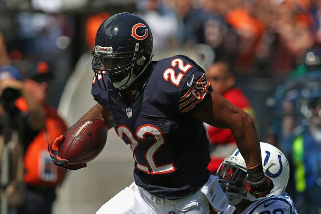 Matt Forte: Chicago Bears Desperately Need Injured RB to Have Big Night