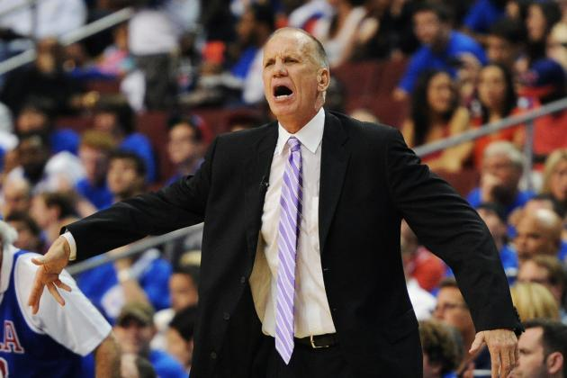 Sixers Exercise 2013/14 Option on Doug Collins