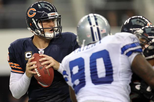Chicago Bears vs Dallas Cowboys: Live Score, Highlights & Analysis