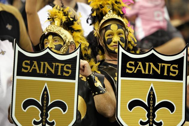 Why New Orleans Saints Fans Should Still Have Hope, Even at 0-4