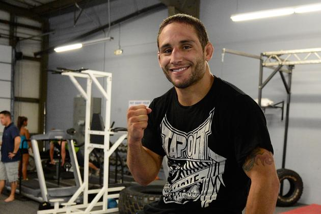 Chad Mendes vs. Hacran Dias Added to UFC on FX 6 in Australia