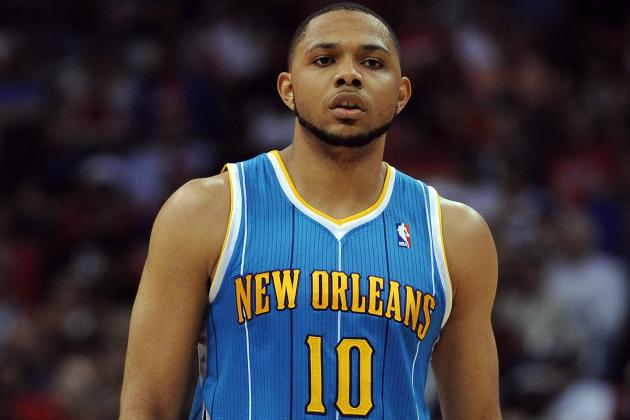 Eric Gordon: Hornets in Between a Rock and a Hard Place with Injury-Prone Guard