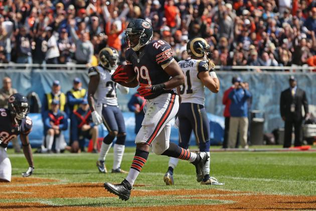 Michael Bush Injury: Updates on Bears RB's Shoulder